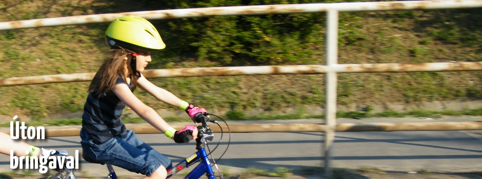 Útra való ismeretek, infrastrukturáról mindenkinek, kerékpáros útvonalak Miskolcon