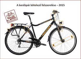 Kerékpár kötelező felszerelése