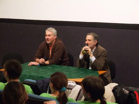László János Miskolcon, a Művészetek Házában, 2008 februárjában