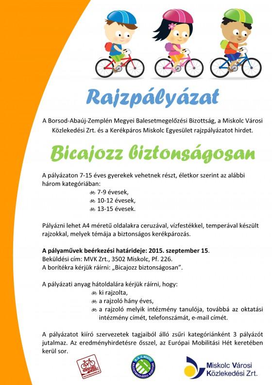 Rajzpályázat plakátK